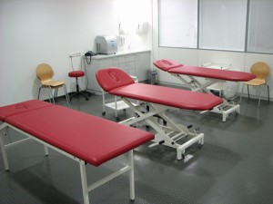 Chiropractic Exam Tables